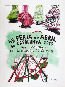 feria de abril cartel 2016