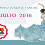 Cursos de verano, julio 2018