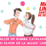 Taller de rumba catalana en favor de la Magic Line San Juan de Dios